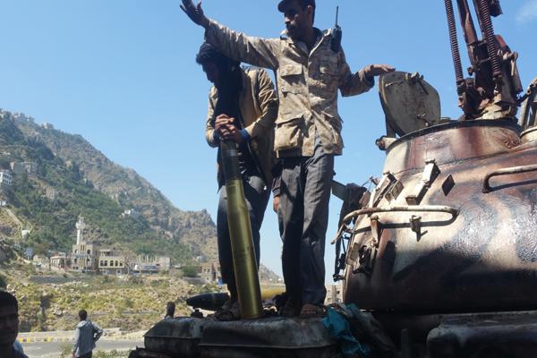 تعز: مقتل 27 حوثيا بينهم قيادي والمقاومة تعزز تقدمها شرق المدينة
