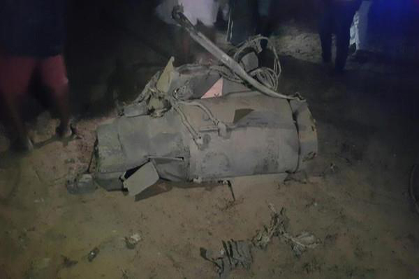 اعتراض صاورخ باليتسي اطلقه الحوثيون باتجاه خميس مشيط