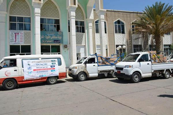 مستشفى الثورة بتعز يرد على اتهامات منظمة العفو الدولية