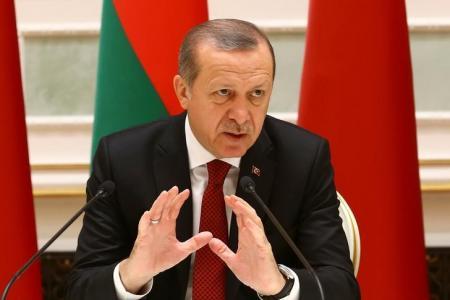 اردوغان سيلتقي ترامب في مايو، بحسب وزير الخارجية التركي