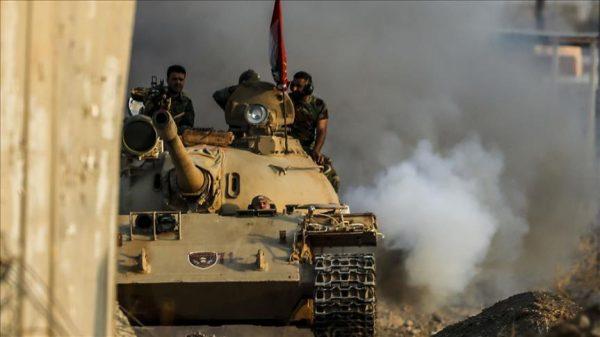 """""""الحشد الشعبي"""" يبدأ المرحلة الثالثة من عمليات تحرير مناطق غرب الموصل"""