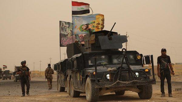 القوات العراقية تقتحم أول الأحياء في شمال الموصل