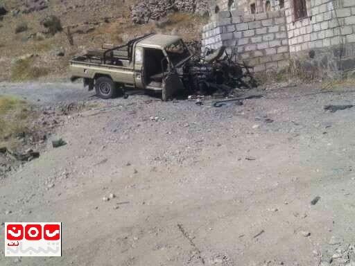 """البيضاء: قتلى وجرحى من الميلشيات في هجوم للمقاومة بـ """"قيفة رداع"""""""