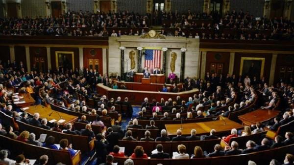 مجلس النواب الأمريكي يوافق على قانون عقوبات إيران ويفرض عقوبات على سوريا