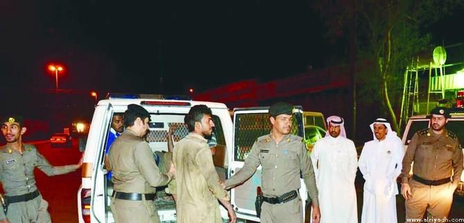 الشرطة السعودية تلقي القبض على 12 يمنيا يشتبه في صلتهم بالحوثيين