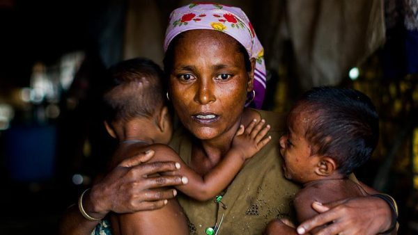 الأمم المتحدة: 132 ألفاً من مسلمي الروهينغا بلا طعام