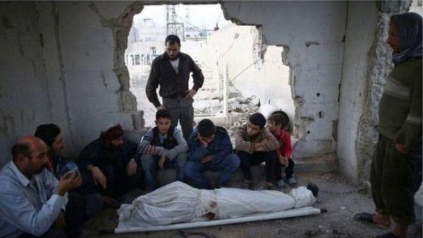الأمم المتحدة: عدد المحاصرين في سوريا تضاعف إلى مليون شخص ومناطق جديدة تحت الحصار