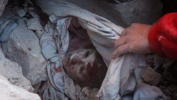 40 قتيلا  في غارات روسية على حلب السورية