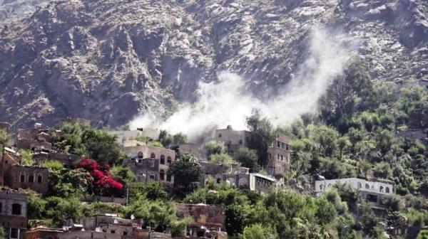تعز: الجيش الوطني يسيطر على مواقع جديدة ومصرع 23 حوثياً