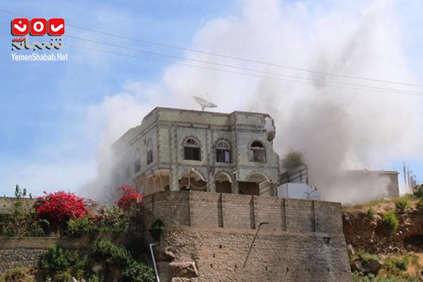 مقتل وإصابة 20 حوثياً بينهم قيادي ميداني بمواجهات مع الجيش الوطني بتعز