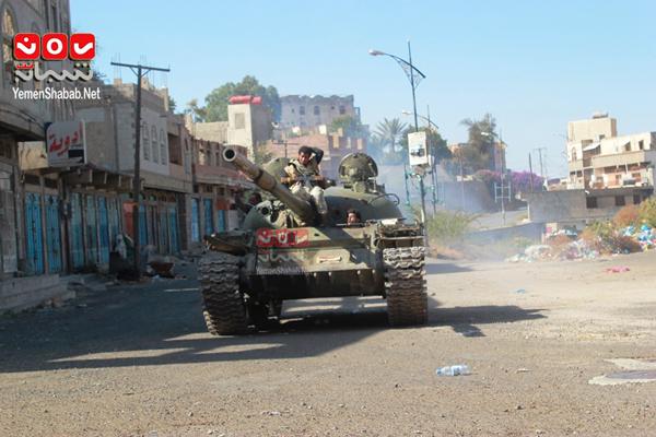 تعز: مقتل 13 حوثياً بينهم قيادي ميداني في معارك في عدد من الجبهات