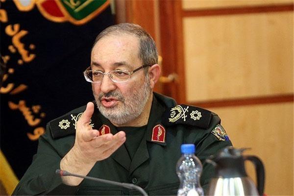 قائد عسكري إيراني: اليمن خرجت من هيمنة السعودية وندعم الحوثيين