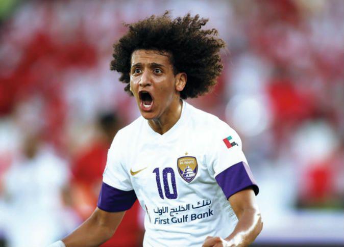 """غرامة 10 آلاف دولار على الإماراتي """"عموري"""" أفضل لاعب آسيوي"""