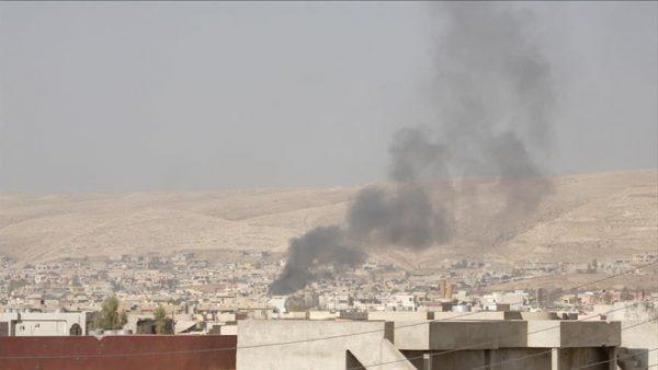 21 قتيلا على الأقل في انفجارين بوسط بغداد