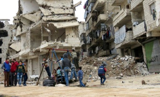 احتمال التصويت نهاية الاسبوع على القرار الفرنسي في شان حلب