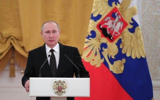 بوتين يعلن هدنة في سوريا بدءا من منتصف الليل وبدء محادثات سلام دولية