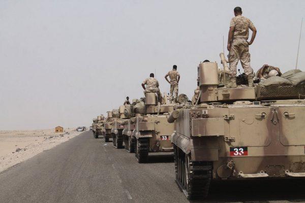 الجيش يحرك ثلاثة ألوية باتجاه الحديدة استعداداً لتحريرها من الانقلابيين
