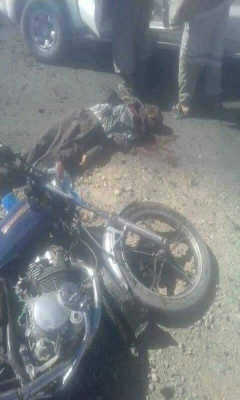 """البيضاء: مقتل شخصين يعتقد انتمائهم للقاعدة في غارة أمريكية بمديرية """"الصومعة"""""""