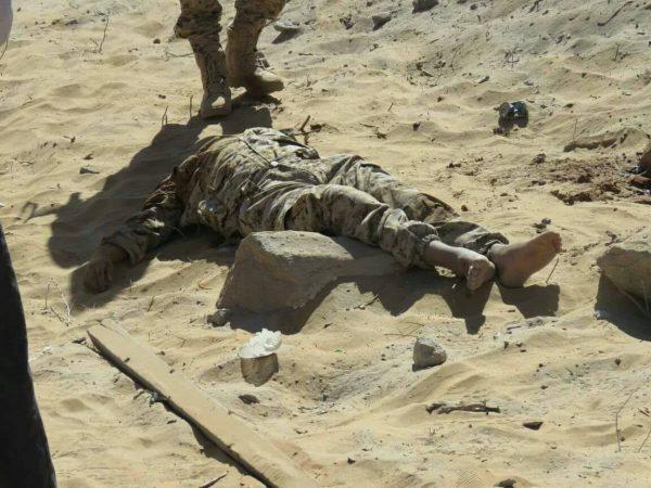 البيضاء: مصرع تسعة من مليشيا الحوثي وصالح في معارك عنيفة مع المقاومة ببقيفة رداع
