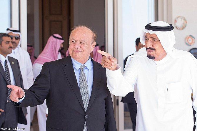 الملك سلمان: أي حل للأزمة اليمنية يجب أن ينطلق من المرجعيات الثلاث