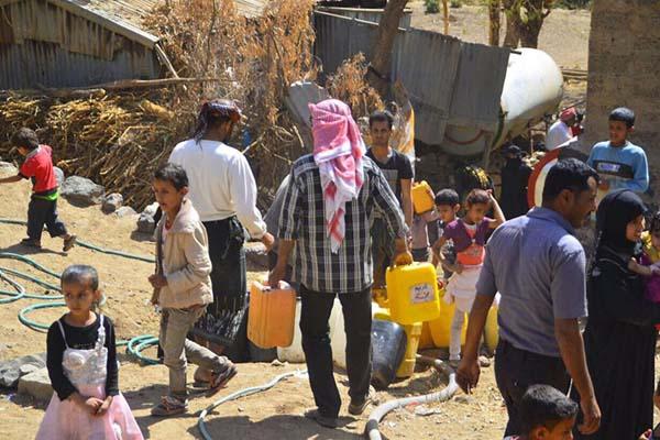 أمريكا تقدم 76 مليون دولار دعما للاحتياجات الإنسانية باليمن