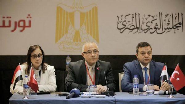 """""""المجلس الثوري المصري"""" يدعو لعصيان مدني في ذكرى ثورة يناير"""