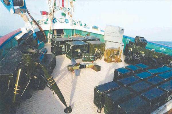 معلومات أممية جديدة عن تهريب السلاح الإيراني لليمن ودور صالح والحوثي