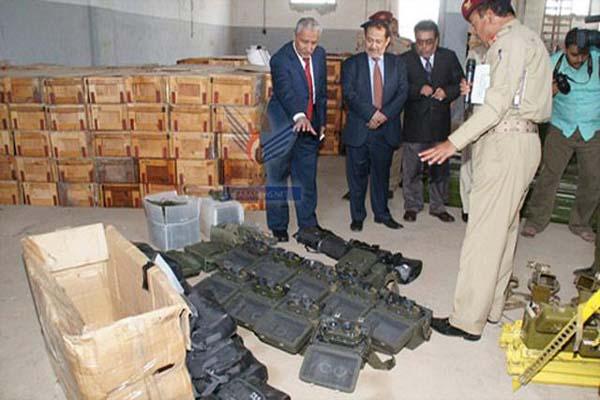 تقرير أممي يكشف عن استمرار إيران بتهريب السلاح لليمن