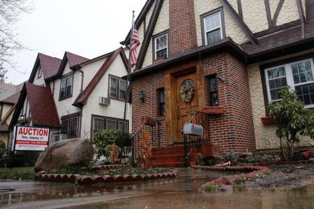 منزل ترامب في طفولته معروض للبيع في مزاد