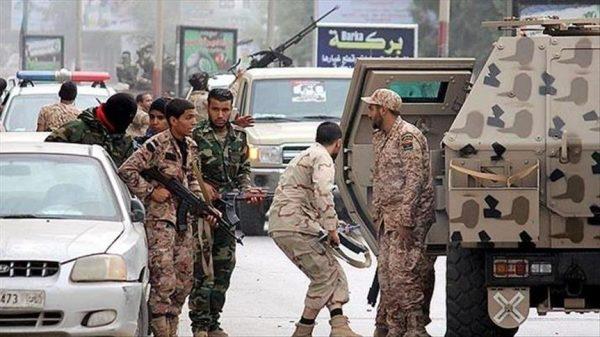 """قوات مجلس النواب الليبي تعلن سيطرتها الكاملة على """"قنفودة"""" ببنغازي"""
