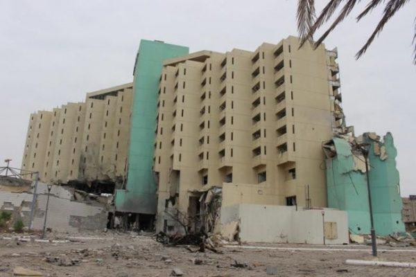 خدمات متهالكة خلفتها حرب ميلشيات الحوثي وصالح في مدينة عدن