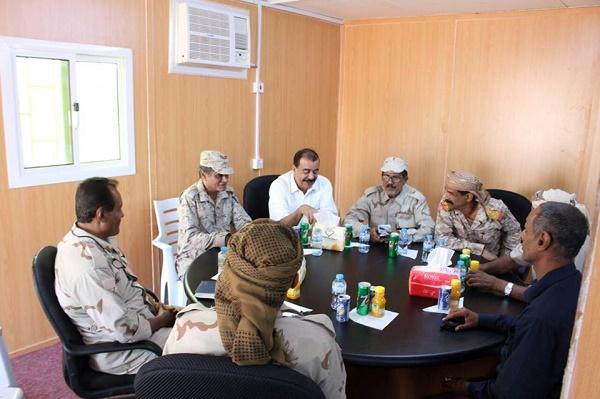 حضرموت: اللجنة الأمنية تناقش إجراءات تأسيس كلية الشرطة وإجراءات الأمن