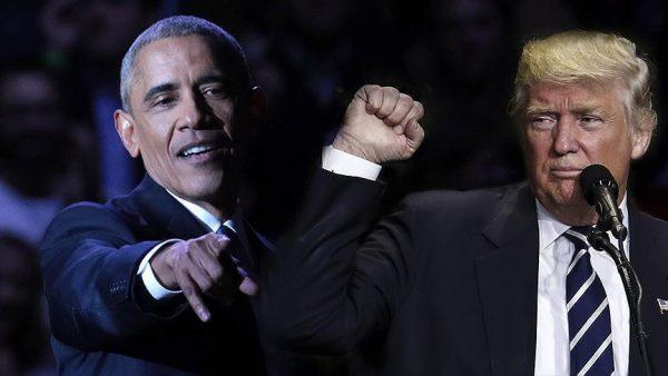 """أوباما """"مستاء"""" من قرار ترامب بشأن المهاجرين و""""يشجع"""" المظاهرات"""