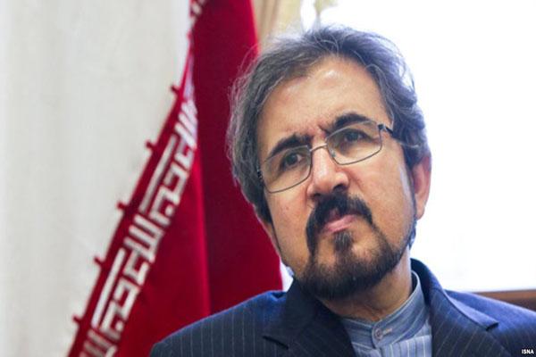 ناطق خارجية إيران ينفي اتهامات الجبير بتزويد الحوثيين بالسلاح