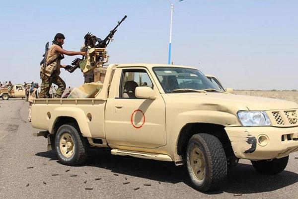 """مصدر عسكري لـ""""يمن شباب نت"""" الجيش يحرر منطقة """"يختل"""" شمال المخا"""