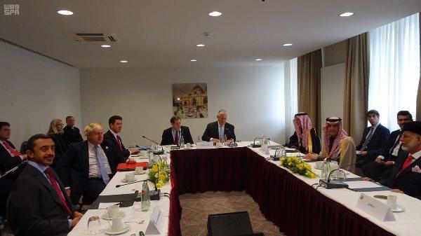 الرباعية الدولية تناقش الأزمة اليمنية في ألمانيا دون تقدم يذكر