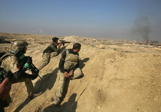 القوات العراقية تبدأ هجوما جديدا للتقدم صوب وسط الموصل القديمة