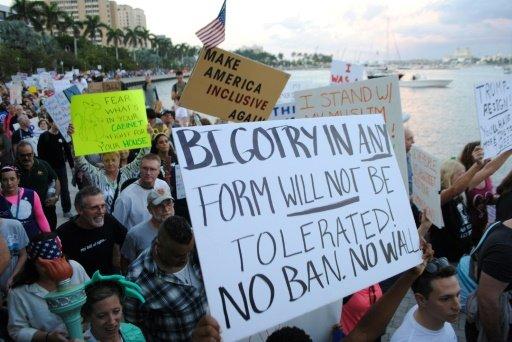 محكمة أمريكية ترفض طلب ترامب إعادة تفعيل حظر السفر