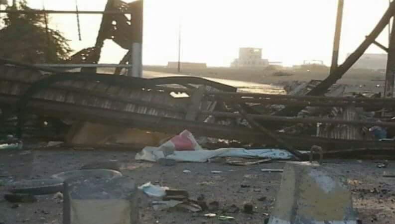 """الجيش يتمكن من تمشيط """"ميناء ومدينة المخا"""" من ميليشيات الحوثي وصالح"""