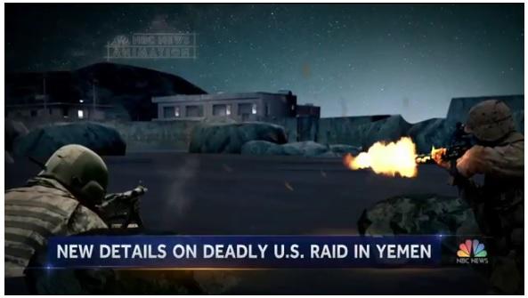 وكالة أمريكية: مقتل حليف مهم للرئيس المدعوم من أمريكا في هجوم المارينز على اليمن