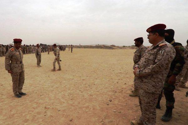 المقدشي: القوات المسلحة هي الضامن الأساسي لمشروع اليمن الاتحادي