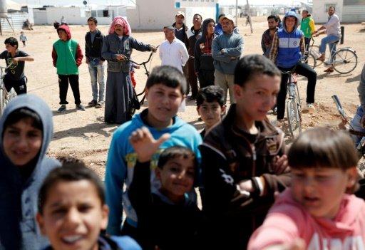 عدد اللاجئين السوريين تجاوز خمسة ملايين شخص