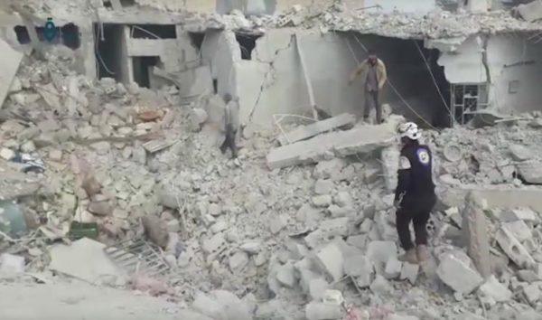 سوريا: تحطم مقاتلة للنظام وغارات بحماة وحمص وإدلب