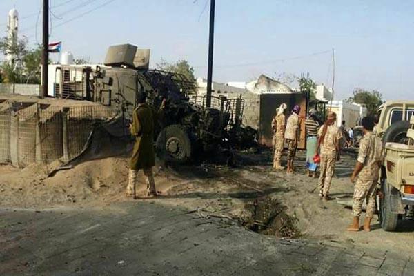 ارتفاع حصيلة انفجار ومواجهات لحج إلى 15 قتيل بينهم 5 جنود