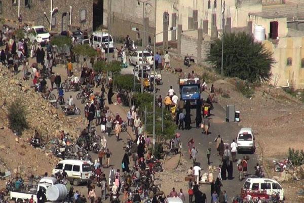 """عام على تحرير منفذ الدحي"""" رئة"""" تعز للتنفس من حصار الحوثي"""