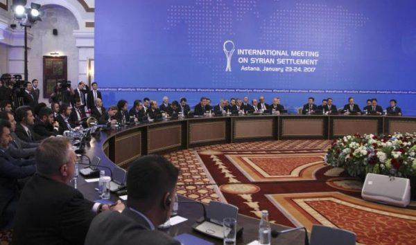 فرنسا تدعو ضامني الهدنة بسوريا للضغط لتثبيتها