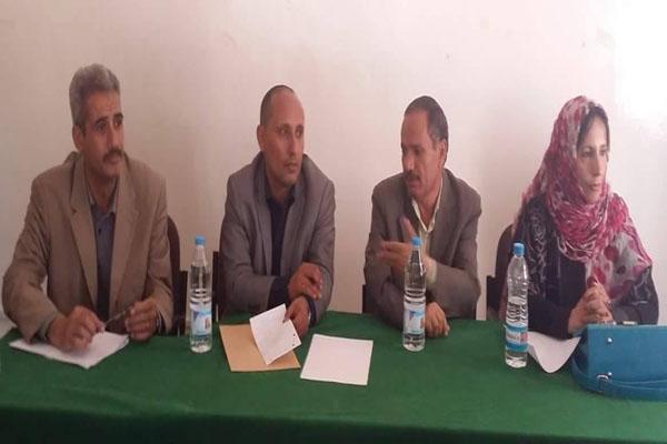 أكاديميو جامعة صنعاء: الانتهاكات ضدنا لن تثنينا عن مواصلة الإضراب