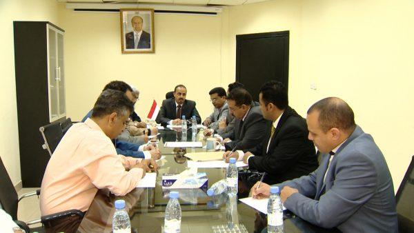 الإرياني يؤكد على دور الإعلام الرسمي في تعزيز الانتماء الوطني والتعريف باليمن الاتحادي