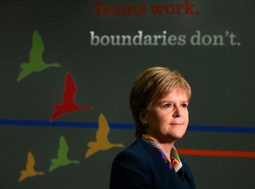 اسكتلندا تطلب رسميا من لندن إجراء استفتاء حول استقلالها
