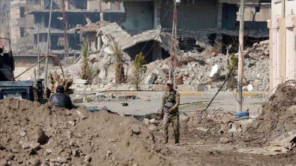 """العراق: مقتل 33 شخصا إثر قصف جوي """"بالخطأ"""" غربي الموصل"""